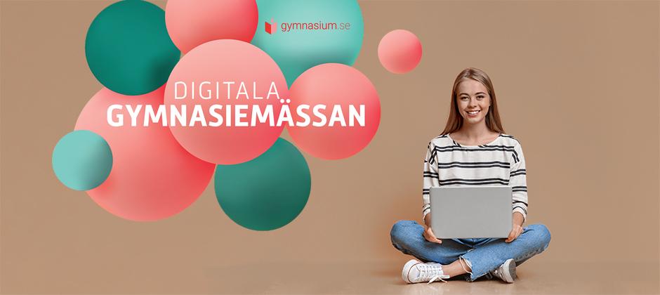 Digitala gymnasiemässan 2020 – Så gick det