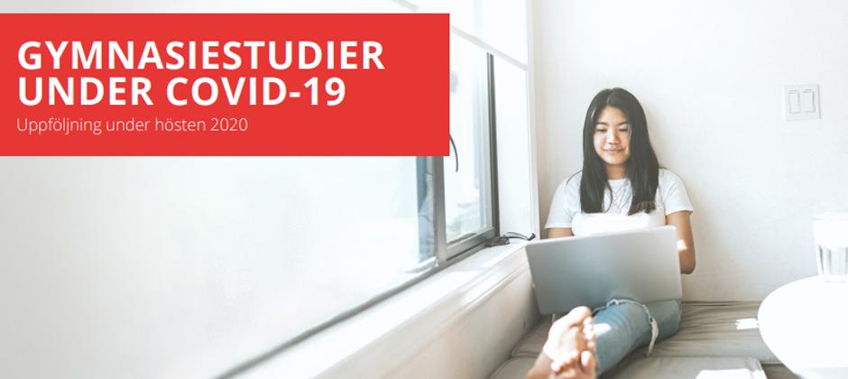 Rapport HT 2020: Gymnasiestudier under covid-19